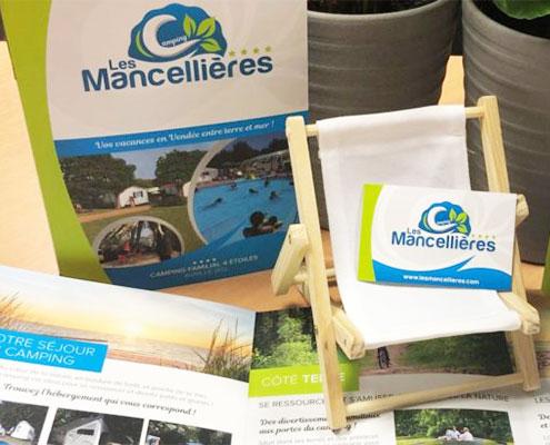 Impression tous supports Camping Les Mancellières, Espace Pub Vendée