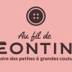 Logo Au fil de Léontine