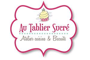 Logo Au Tablier Sucré