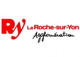 Logo La Roche-sur-Yon Agglomération