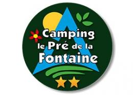 Logo Camping Le Pré de la Fontaine