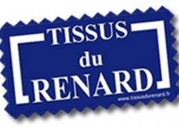 Logo Tissus du Renard