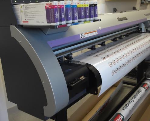 Photo imprimante numérique, Espace Pub Vendée